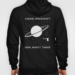 Cassini Dare Mighty Things Hoody