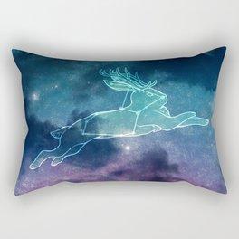 lepus the hare Rectangular Pillow