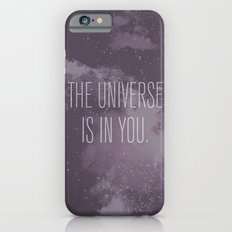 Forged in the Stars Slim Case iPhone 6s