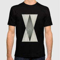 Intersect Black LARGE Mens Fitted Tee