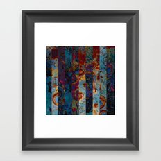 Metal Mania 6 Framed Art Print