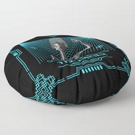 The Gamer X Tarot Card Floor Pillow