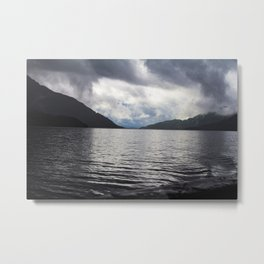 Loch Lomond Horizon Metal Print