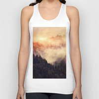 amy Tank Tops featuring In My Other World by Tordis Kayma