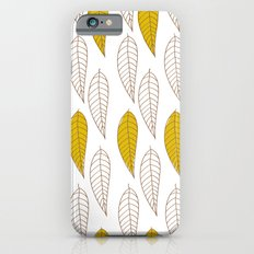 Golden Feather iPhone 6s Slim Case