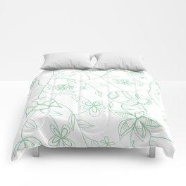 Aqua madness Comforters