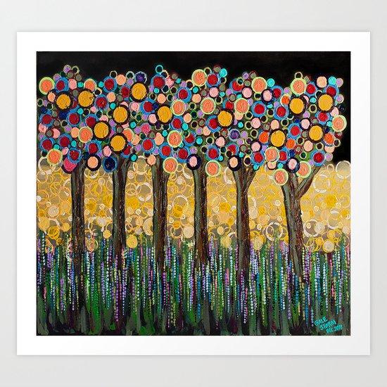 :: Morning Light :: Art Print