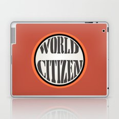 World Citizen Laptop & iPad Skin