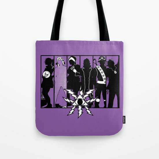 Mystery Men - The Other Guys Tote Bag