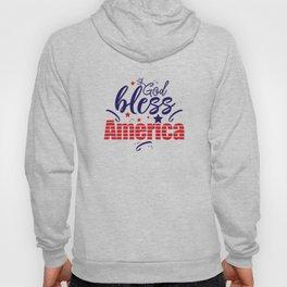 God Bless America Hoody