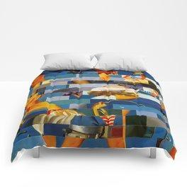 Shiver Me Ikea Timbers (Provenance Series) Comforters