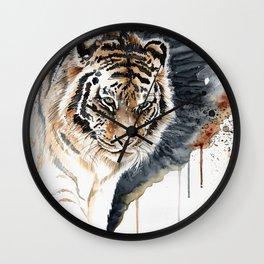 Tiger Wall Clock