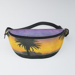Cape Town Sky Fanny Pack