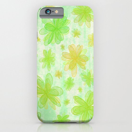 4 Seasons - Spring iPhone & iPod Case