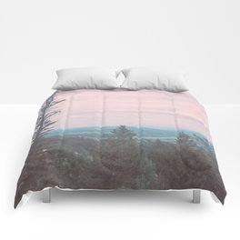 Cotton Candy Land Comforters