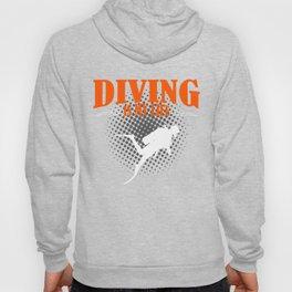 Diving Is My Life Hoody