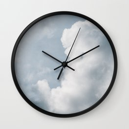 The Signs and the Sighs of Emptiness Wall Clock
