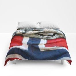 Norwegian Troll Photography Comforters