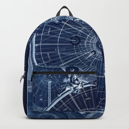 Celestial Map of the Universe Backpack