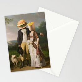 THE PERFECT MATCH Stationery Cards