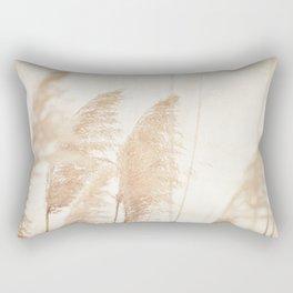 """When the sun turns traitor cold..."" Rectangular Pillow"