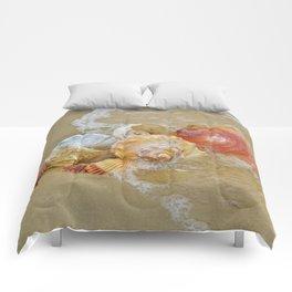Sea Shells by the Seashore Comforters