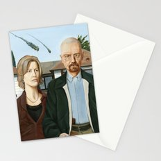The Heisenbergs Stationery Cards