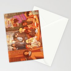 Les Misérables: A Group Which Almost Became Historic Stationery Cards