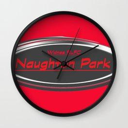 Naughton Park Wall Clock