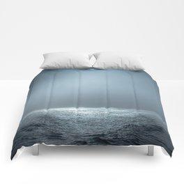 Ocean Spotlight Comforters