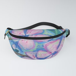 Cherry Blossom Composition #1 Fanny Pack