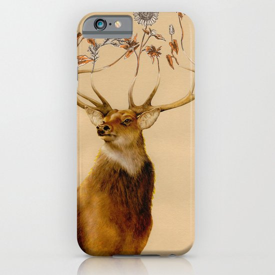Holistic Horns iPhone & iPod Case