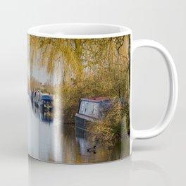 Canal at Alrewas Coffee Mug