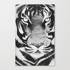 Be a Tiger Canvas Print