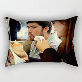 Napkin Hog Rectangular Pillow