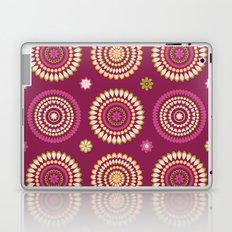 Ethnic Circles Laptop & iPad Skin