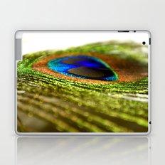 Shimmering Peacock Laptop & iPad Skin