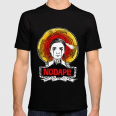 #NODAPL 2X-LARGE Mens Fitted Tee Black