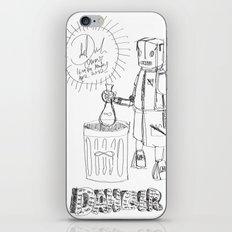 Danger. [SKETCH] iPhone & iPod Skin
