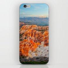 Bryce Canyon Sunset. iPhone & iPod Skin