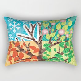 Seasons Rectangular Pillow