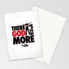 There's God to Be More Stationery Cards