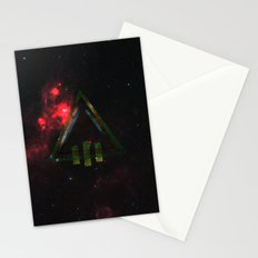 Dead Throne Stationery Cards