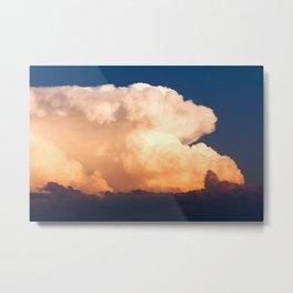 Cumulonimbus Clouds 11 Metal Print
