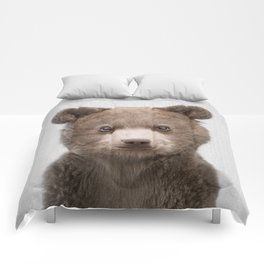 Baby Bear - Colorful Comforters