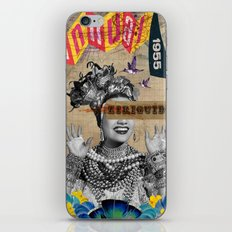 Public Figures Collection -- Carmen iPhone & iPod Skin