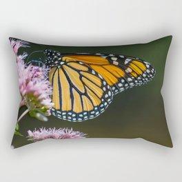 August Monarch Rectangular Pillow