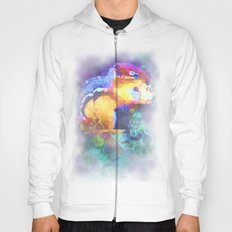 Abstract Chipmunk on the St. Lawrence Hoody