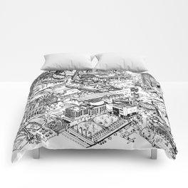 ARUP Fantasy Architecture Comforters