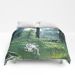 Unicorn Foal Comforters